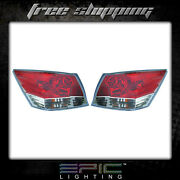 Fits 2008-09 Honda Accord 4d Tail Light/lamp Pair Left And Right Set