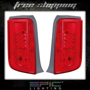 Fits 08-09 Scion X-b Tail Light/lamp Pair Left And Right Set