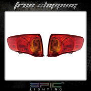 Fits 09-10 Toyota Corolla Tail Light/lamp Pair Left And Right Set