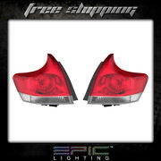Fits 09-12 Toyota Venza Tail Light/lamp Pair Left And Right Set