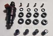 Mazda Rx7 Fc 13b Rotary Injector Seal O-ring Filter And Pintle Rebuild Kit