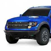 Iron Cross Hd Base Front Winch Bumper For 2009-2013 Ford F-150 Svt Raptor