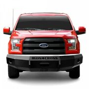 Iron Cross Hd Base Front Winch Bumper For 2015-2017 Ford F-150 Truck 20-415-15