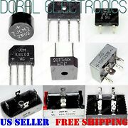 Bridge Rectifier Diode 1a - 120a And 100v - 1200v Amp A Rectifiers Diodes V Volts