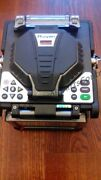 One New Fusion Splicer Fiber Cleaver Automatic Focus Function Ry-f600p Ryf600p