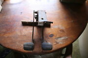 1958-62 Corvette Brake And Clutch Pedal Assembly