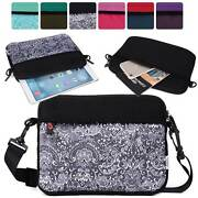 Universal 8 - 10 Inch Tablet Sleeve And Shoulder Bag Case Cover 2-in-1 Nds2-3