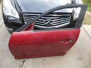Mazda Rx-8 2004-2011 Used Oem Front Left Lh Door Red Rx 8 Rx8 Dallas Fort Worth