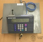 Mettler Toledo Pxhn-1200-000 Scale Display/ Hanging Scale Rated At 2000 Lbs