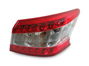Oe Replacement Outer Passenger Right Tail Light Fit For 2013-2015 Nissan Sentra