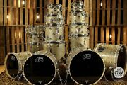 Dw Performance Maple Ginger Glitter - Shell Bank - Pick Your Sizes