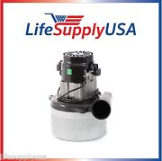Central Vacuum Boat Lift 3 Stage Motor Tangential Blower Horn 5.7 With Wires