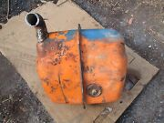 1980 Ford 3600 Diesel Tractor Fuel Tank Clean Inside Free Shipping