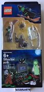 Lego 850487 Halloween Accessory Set Monster Ghost Witch Zombie New Sealed