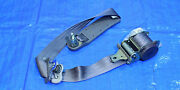 96-00 Civic Right Front Passenger Seat Belt Retractor Assembly Sedan Taupe Tan