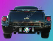 Painted All Colors Chevrolet Ssr Custom Style Spoiler 2003-2006