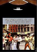 Grandmaster Flash And The Furious Five The Message Tee Shirt