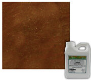 Professional Easy To Apply Concrete Acid Stain-brown Stone 16oz