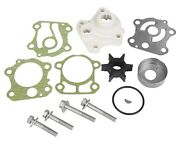 Wsm Yamaha 40-70 Hp Complete Impeller Kit With Housing 750-420 6h3-w0078-01-00