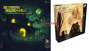 Betrayal At House On The Hill + Widow's Walk Expansion Board Game Set New Sealed