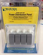 Blue Sea Electric Switch Panel Power Distribution 12v 4-gang Waterproof 8272