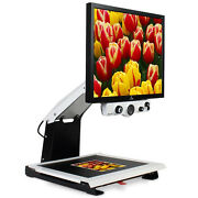 I-see 19 Inch Color Auto Focus Video Magnifier Low Vision Legally Blind