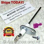 Modine Hd 5h75031 Flame Sensor Hd/hds/pts/bts Series Gas Heater - Ships Today