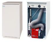 Grant Vortex Eco Utility 26-35kw Internal Oil Boiler Supplied And Fitted