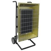 New Tpi Portable Electric Infrared Heater Heavy Duty 4.30kw 600v