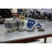 Sands Cycle Power Package 100 Silver Big Bore Kit W/ 585 Gear Cams 99-06