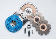 Fits 94-98 Only Ford Powerstroke Diesel Sb Clutch Comp Dual Zf 5spd 850hp 1400tq