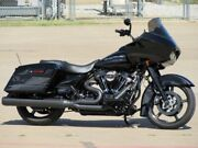 Dandd Black Mega Cat 2 Into 1 Exhaust For Harley Touring 09-16 W/ Sands T143 Engine