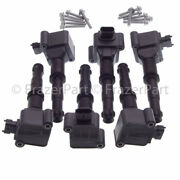 Porsche Coil Pack X6 For 986 Boxster All 1997-02 And 9963.4l Ignition Coils