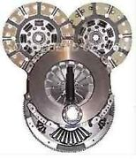 Fits 04-07 Only Ford Powerstroke Diesel South Bend Clutch Kit 400hp/800tq ..