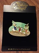 Disney Auctions Donald Duck With Nephews Cake Prank Pin Le 100 New On Card