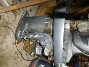 2000 Yamaha 150 Sws Ox66 V6 Outboard 25 Mid Section