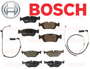 Bosch Quiet Cast Front And Rear Brake Pad Kit Bmw Z4 New