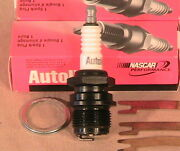 1928 1929 1930 1931 Model A Ford Autolite Spark Plug And Wire Set