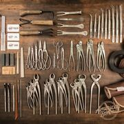 The Patriot Set The Complete American Bonsai Tool Collection 59+ Pieces