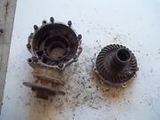 2003 Yamaha Grizzly 660 4wd Rear Differential For Repair Or Parts