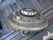 Kubota L3750 Diesel Tractor Differential Ring Gear Assembly Pinion Free Ship