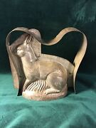 Rare Very Large Early Sitting Easter Bunny Rabbit Chocolate Mold Mould Sommet