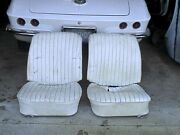 1961-2 Corvette Seats And Adjusters