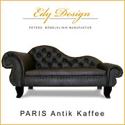 Luxury Dog Sofa Dog Bed Paris Chaiselongues Chesterfield Xxl Antique Coffee