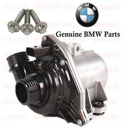 Genuine Bmw Electric Engine Water Pump X5 3.0i And 3.0si With Active Stabilizer