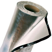 Fatmat 50 Mil Self-adhesive Sound Deadener 300 Sq Ft With Install Kit - No Logo