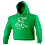 I Donand039t Need A Tractor To Pull Hoodie Hoody Birthday Naughty Rude Funny Gift