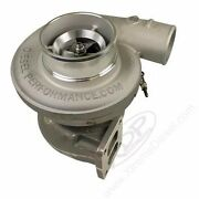 Bd-power Trackmaster Turbo 850hp 1.10 A/r Marmon Flange Fits Dodge Ford Chevy..