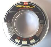 Penn Fathom-master Downrigger Cable 212-626 Stainless Steel 600 Feet Roll New