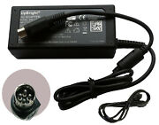 4-pin Din 12v Ac/dc Adapter For Dual Dlcd1501 Dlce2001 Power Supply Cord Charger
